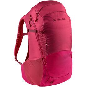 VAUDE Tacora 22 Backpack Women, rood